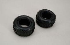 Tyre-Bricks Type/Rear    (Pk2) Xcel - z-xtm149055