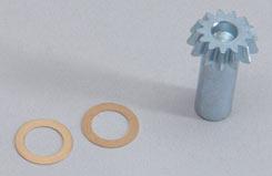 13T Pinion Gear-Helical(Fr Or R)1:8 - z-xtm149423