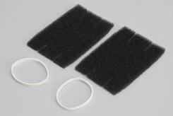 Cooling Fan Filter Foam - Rail/Xt2E - z-xtm149849