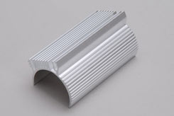 Motor Heat-Sink (L=74Mm) Xt2E/Rail - z-xtm149859