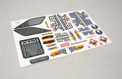 Decal Sheet - Xlb - z-xtm149960