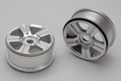 Wheel-Blades/Satin Chrome/Pk2  Xt2E - z-xtm150050