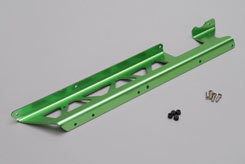 Side Guard-Right (Green Alu) - Rail - z-xtm150071
