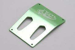 XTM Rail Green Roof Plate - z-xtm150104