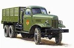 1/35 Soviet Truck 6X6 Zis-151 - z3541