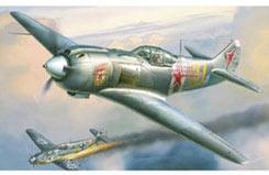 Zveda 1/48 LA-5FN WWII Soviet - z4801