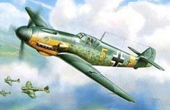 Zveda 1/48 Messerschmitt Bf-109 - z4802