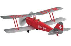 Flyzone Micro Tiger Moth RTF - zz-flza2060